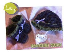 For Baby Birth 2  Crochet  http://lesptitesmimines.canalblog.com