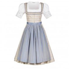 Buy now the new Lena Hoschek Tradition collection at the online shop! Traditional Jacket, Traditional Dresses, Dirndl Blouse, Ribbon Skirts, Couture Dresses, Types Of Fashion Styles, Evening Gowns, Bridal Gowns, Two Piece Skirt Set