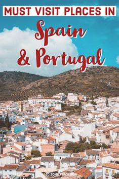 Spain and Portugal travel guide   10 days to 2 weeks in Spain and Portugal Travel itinerary   Spain and Portugal beautiful places to visit   See Spain Portugal Morocco Andorra Gibraltar and more #spainandportugal #spain #portugal Solo Travel Europe, Europe Travel Guide, New Travel, Spain Travel, Travel Usa, Travel Guides, Oregon, Andorra, Portugal Travel Guide