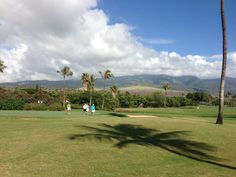 Golf time #Kaanapali #Maui #Hawaii via @RIOEVENTDESIGN