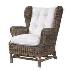 Found it at Wayfair - Wing Kubu Chair
