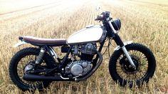 Yamaha SR500 By Moto Punks Motorcycles