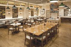 Wildwood by Brown Studio Restaurant and Bar Design Awards - Entry 2011/12
