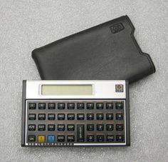 HP 16C Programmable Computer Programmer Scientific Calculator - Passed Tests