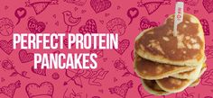 Valentine's Day is just around the corner so I thought I would put together some of my favourite healthy recipes that you can serve throughout the day. Whether you're spending it with your significant other or just a closefriend,these recipes are sure to impress! Serves 2 Ingredients3/4 cup greek yoghurt1 egg1/2 cup wholemeal flour1 tsp baking soda15g any low carb protein whey isolatesplash of almond milk1 tsp coconut oilDirections1. Mix the greek yoghurt and egg until it ...
