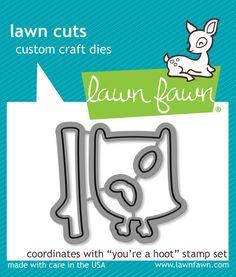 you're a hoot - lawn cuts