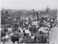 History of Australia in pictures: the Tyrrell Collection - Australian Geographic. Pyrmont Bridge, Sydney.