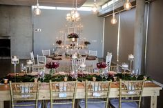 Authentic Planning styled shoot. Wooden, modern lace and colourful floral in glass and crystal containers