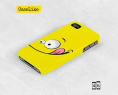 #3D-iPhone 5 #Case  Lovely Yellow Happy #Cute Funny by #caselike, $22.00 #phone-case