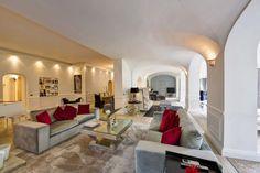Amazing #luxury #livingroom in #Rome