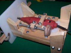 Rotary drill press horizontal vertical dremel for Diy dremel router table