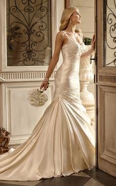 Stunning. | Stella York Wedding Dresses