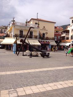 Parga, Greece Dream City, Greek Life, Greeks, Wonderful Places, Cities, Landscapes, Bucket, Street View, Holidays