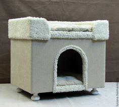 Купить Домик для собаки или кошки - домик для кошки, домик для собаки, лежанка для кошки