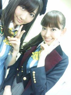 ゆきりんとにゃんにゃん #AKB48