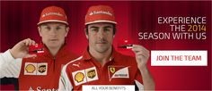 Join the Team | Scuderia Ferrari