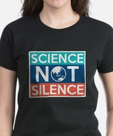 Science Not Silence Tee for