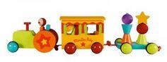 Moulin Roty Jouet Tracteur Dragobert chez Doudouplanet.com - 13083