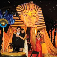 Arch of the Pharaohs Kit   Prom Nite