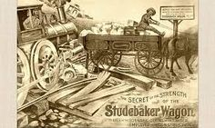 Image result for 1900 studebaker wagons