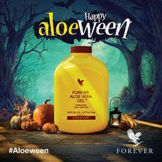 Happy Aloe-ween! #aloeween