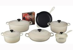 Ultimate Cast Iron Set - WAS $1275, NOW $999.99