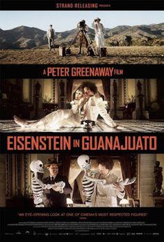Must Watch VDO: Eisenstein in Guanajuato (2015) English Movie Down...