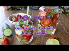 Il Pomodoro Rosso di MAntGra: Acqua fruttata detox
