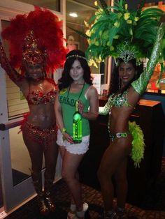 During St. Patrick's day. #event #eventstaff #promotions #festival #leblon http://www.nationaleventstaffing.com/