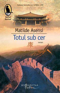 Totul sub cer - Matilde Asensi Mall, Reading, Books, Movies, Movie Posters, Literatura, Libros, Film Poster, Book