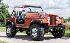 03 CJ7 1984 V8 4.9-L. Jeep, Wrangler,