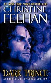 DARK PRINCE.  Christine Feehan. Love Spell (Paranormal Romance), Dorchester Publishing, July 1999, 320 pages.
