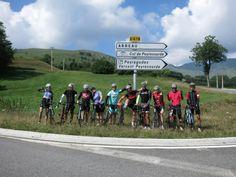 Cycling tours Trans Pyrenees 2015 | Cycle & Bike Raid Pyrenees France| Bicycle trip » Cycle Holidays Europe Cycling Tours, Pyrenees, South Of France, Places To See, Bicycle, Europe, Holidays, Cowls, Bike Rides