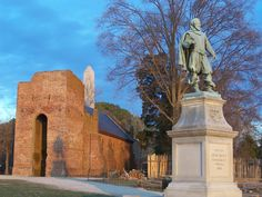 Jamestown, Virginia. Where to find Pocahontas and all the gang. http://historicjamestowne.org/visit/