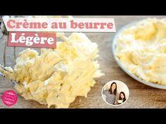 Crème au beurre légère         :          Il était une fois la pâtisserie