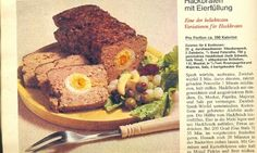 Burda moden/1975 Rind, Mashed Potatoes, Beef, Ethnic Recipes, Meatloaf, Food Portions, Whipped Potatoes, Meat, Smash Potatoes