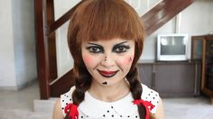 Scary Doll Makeup | list of makeup products 1 make up for ever pan stick foundation ...