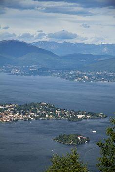 Verbania & Isola Madre, Palllanza, Piedmont, Italy
