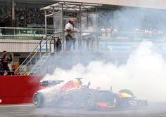"""Sebestian Vettel 4 times world champion Formula 1 with Red Bull Racing!! Respect for the """"new"""" Schumacher"""