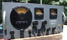 Hallicrafters SX24 Skyrider Defiant Receiver Tube Ham Shortwave Radio Old Vtg | eBay