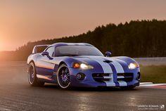 Dodge Viper Hennessey Venom 1000 by Roman Lavrov