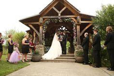 Bird-Themed Garden Wedding in Asheville | Asheville, NC