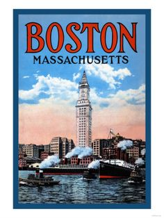 Boston, Massachusetts (my happiest place on earth...wanna go back for my birthday but might not be able to afford it ;_;)
