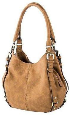 Merona Timeless Collection Small Hobo Handbag