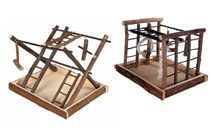 See OVER 100 different tabletop wood bird stands, wood parrot perches and other wooden bird perches made from wood dowels to manzanita at the Perch Factory. Parrot Perch, Bird Perch, Bird Stand, Wood Bird, Cockatiel, Wood Table, Playground, Google Search, Top