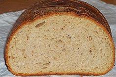 Herzhaftes Weizenmischbrot ohne Sauerteig 2