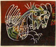 Pescuezo de gallo de Diego Mundarain