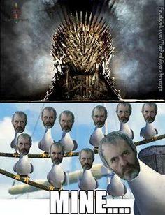 GoT / Finding Nemo humour: Stephen Dillane as Stannis Baratheon