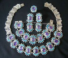 The Beauty Of Mexican Silver Jewelry400 x 340   29KB   jewelryfind.net