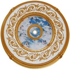 CCMO-2005-RD (Michelangelo Ceiling Medallion) 31.5'' buy it NOW at FineArtDecostore.com